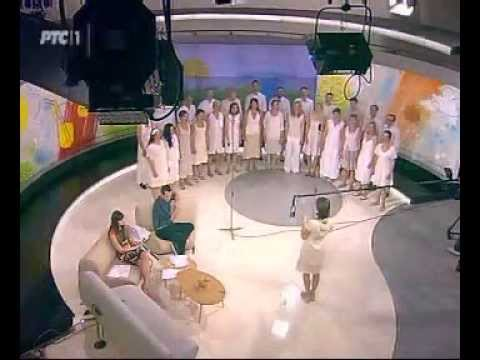 A Cappellissimo on Radio Television of Serbia RTS 1