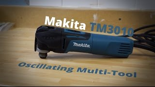 Makita TM3010 320W Oscillating Multi-Tool from Toolstop