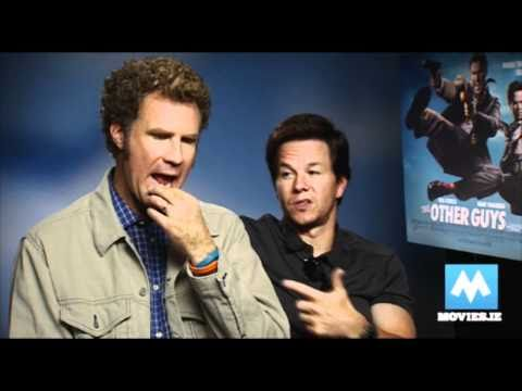Fun Interview with WILL FERRELL &amp; MARK WAHLBERG stars of The Other Guys, Megamind, and more...