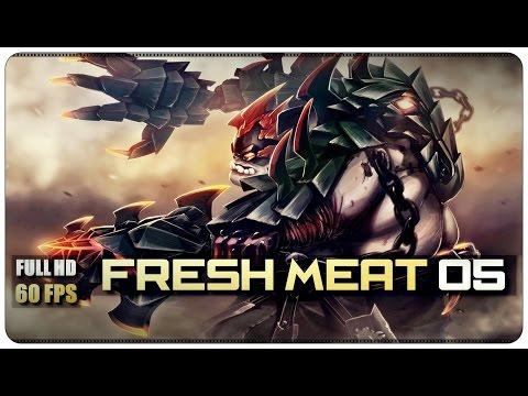 Dota 2 - Fresh Meat - EP05
