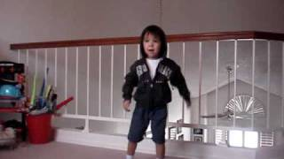 Justin Bieber One Time -- Christian Bernal Dancing and Singing...So cute!