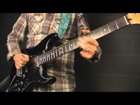 Fender Blacktop Stratocaster HH video review demo Guitarist Magazine HD