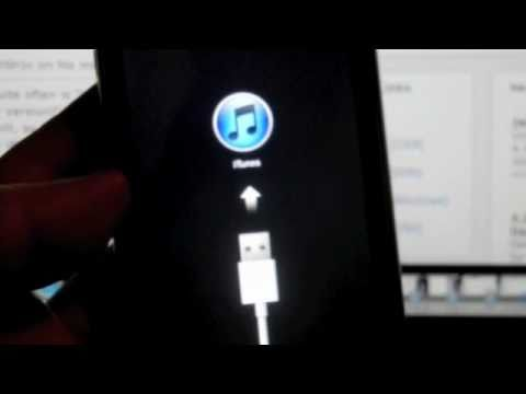 Como restaurar Iphone 3G 3GS, 4, 4S, 5, IPOD, IPAD, en 2 minutos Se arregla