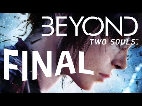 Beyond Two Souls - FINAL ÉPICO [ Playthrough Dublado em PT-BR ]