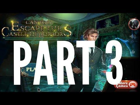 Escape Room Escape the Castle of Horrors Part 3 Walkthrough