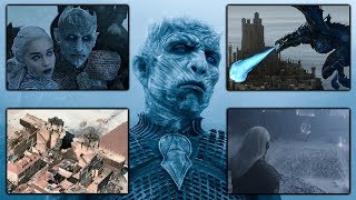 LEAKED! The Night King's Fate In SEASON 8 & Confirmed SPOILERS | Game of Thrones