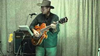 Fats Domino Medley played live by DCE One Man Band