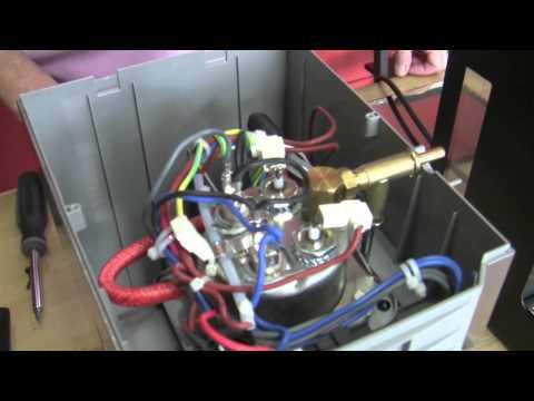 manual vs semi automatic espresso machine