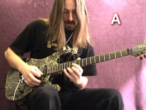 Emir Hot - B minor solo - guitarmasterclass.net