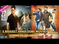 Lagu Top 5 South Indian Biggest Hindi Dubbed Movies Coming on Zee Cinema | The Topic