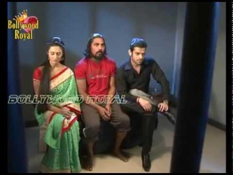On Location of TV Serial Yeh Hai Mohabattein  Ishita & Raman...