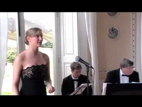 Wedding Singer Cheshire - Helen Blake - The Laughing Song