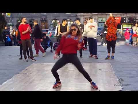 Уличные танцы Крещатика 2018 1-ая часть