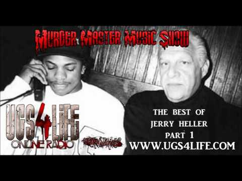 THE BEST OF JERRY HELLER PART 1 (EAZY AIDS CONSPIRACY, ICE CUBE, SUGE AND MORE)