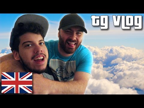 FAREWELL GERMANY, HELLO UK! GAMESCOM 2015 DAY 5 (Typical Gamer Vlog)