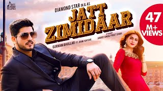 Jatt Zimidaar Full Song  Gurnam Bhullar Ft Desi Cr