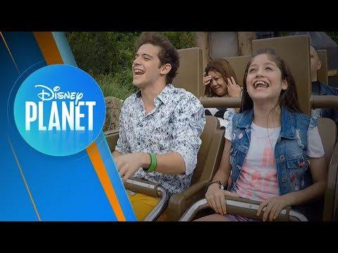 Desafíos en Walt Disney World Resort junto a los chicos de Soy Luna