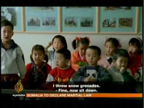 North Korea -a day in the life (1/4)