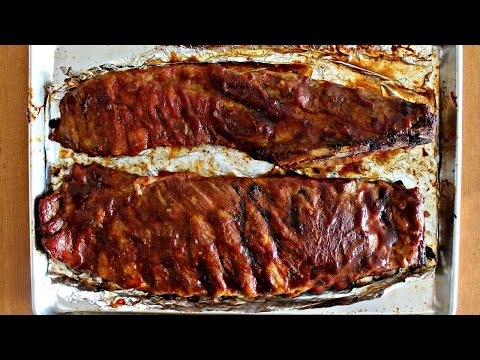 How to Cook Great Ribs in the Oven