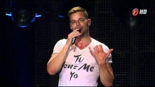 Watch Ricky Martin Lo Mejor De Mi Vida Eres Tu video