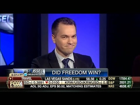 Austin Petersen on Fox Business w/ John Stossel - 2014 Post Election Coverage (Highlights)