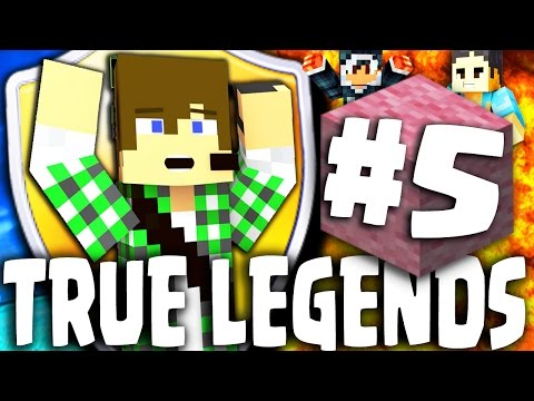 MINECRAFT: TRUE LEGENDS - SURRY E LO SCIOPERO DEL SILENZIO!! #5