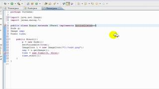 1 - Java 2D Game Tutorial/Help (part 1) -  Side-scrolling game