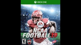 NCAA FOOTBALL 19 RELEASE DATE CONFIRMED!! (XBOX ONE & PS4 COLLEGE FOOTBALL RETURNING!)