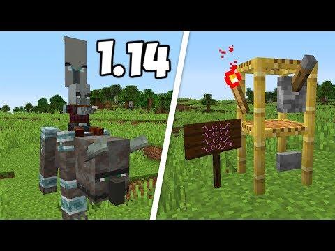 ПОЛНЫЙ ОБЗОР СНАПШОТА 18w45a для Minecraft 1.14 + МНЕНИЕ