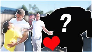 SURPRISING Husband With His DREAM TRUCK!!❤️