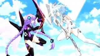 Hyperdimension Neptunia: The Animation - Cheating for Shares
