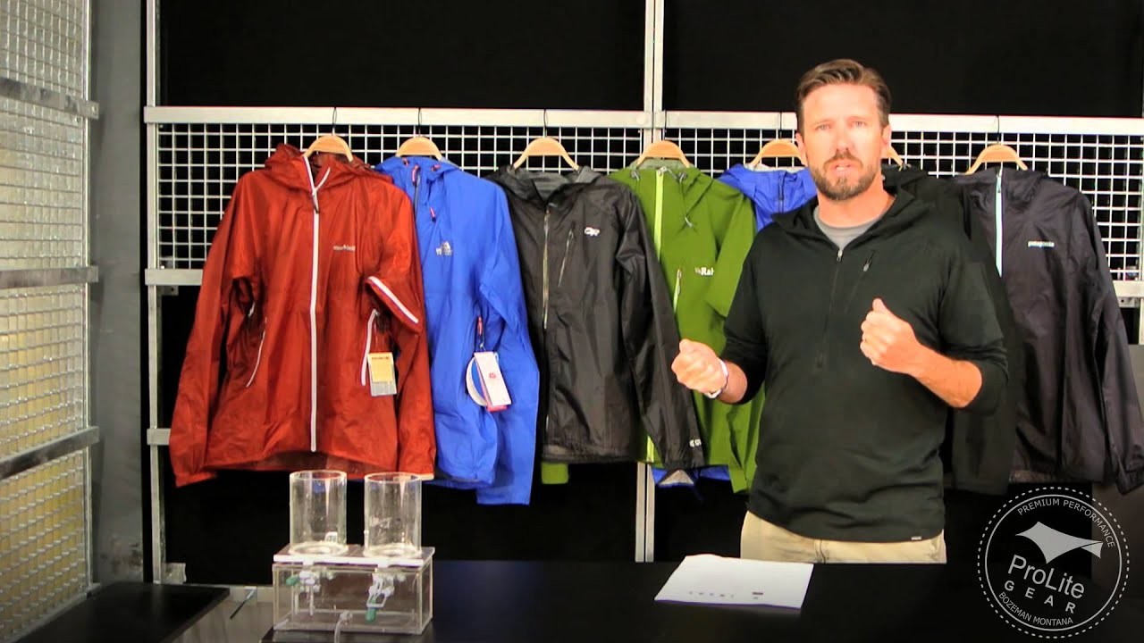 Best lightweight rain jacket reviews fishing bite for Fishing rain gear reviews
