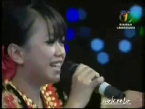 Stacy Af 5, Malaysian  Artist, Mountain Kinabalu Songs, Stacy Songs, Sabah Artist