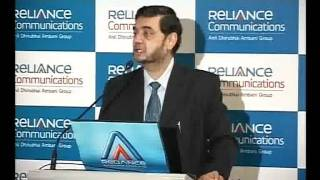 Reliance Communication's roll-out of world class telecom infrastructure in record time Part 2