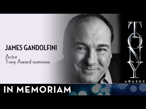 2014 In Memoriam - Tony Awards