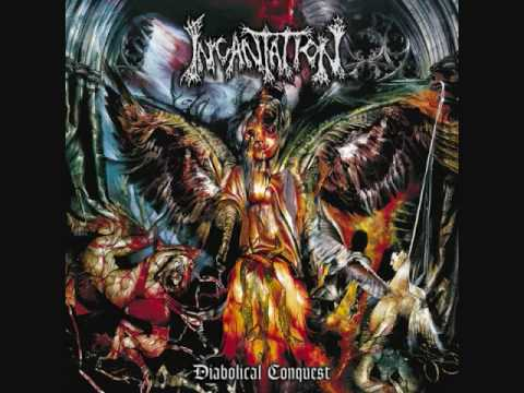 Incantation - Desecration (Of The Heavenly Graceful)