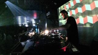 COLABEAU @ Kvall w/ ANTIGONE (ConcreteMusic) at BABY Club (Marseille, Fr)  #2
