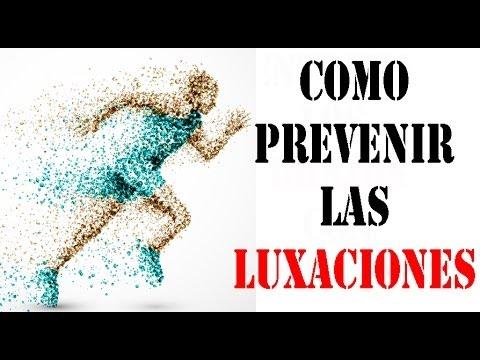 Como prevenir las LUXACIONES. CPTV. Programa 202