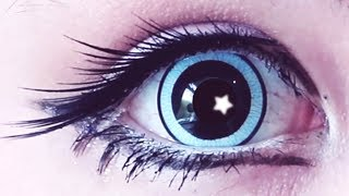 Super Big Anime / Kawaii Eyes Tutorial