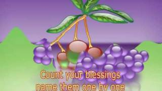COUNT YOUR BLESSINGS by GEORGE BEVERLY SHEA with lyrics