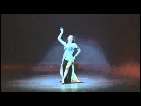 世界級的演出  亞洲盃肚皮舞冠軍 林承蓉 老師