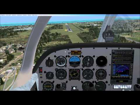 Saitek Pro Flight Yoke System with FSX