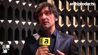 MUTINA | Massimo Orsini - iSaloni 2014