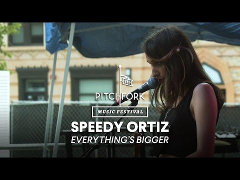 Speedy Ortiz - Everythings Bigger