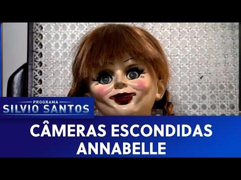 broma diabólica inspirada en la 'muñeca paranormal' Annabelle