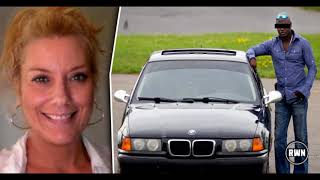 White Liberal Woman Outraged Over Black Man's Bumper Sticker, Lets Him Know – Bad Idea!