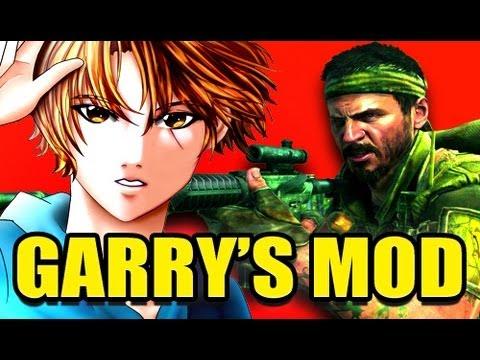 Gmod CALL OF DUTY Weapons Mod! (Garry's Mod)