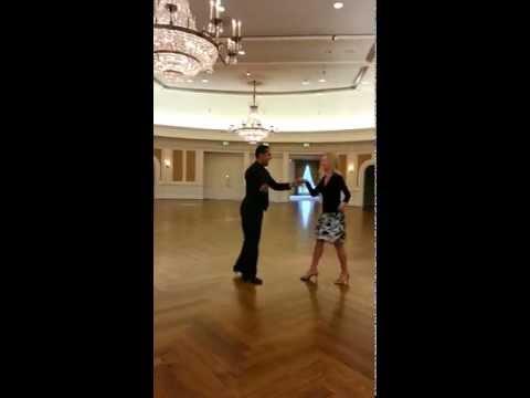 River Oaks School of Dancing w/Pat Bodin @ ROWBC - 10/10/2012