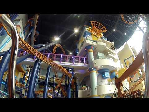 Cosmo's World Theme Park, Berjaya Times Square - Kuala Lumpur, Malaysia