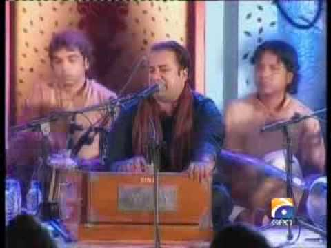 Rahat Fateh Ali Khan - Tumhe Dillagi Bhool Jani Padegi Live video